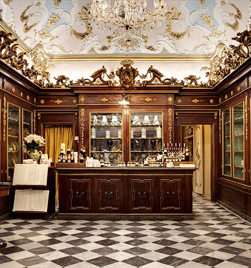 Farmacia di Santa Maria Novella fragrance bar
