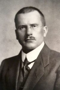 Portrait of Jung, unknown date.